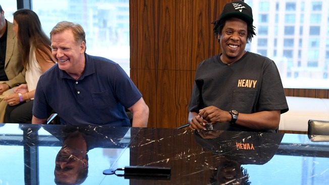 Jay-Z Defends NFL Deal With Roc Nation, Talks Kaepernick