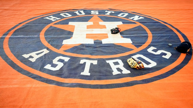Astros Fire Exec Taubman After Clubhouse Rant at Reporters