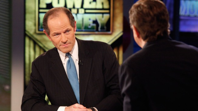 Man Says Ex-Gov. Spitzer Threatened to Stab Him at Restaurant: NYPD