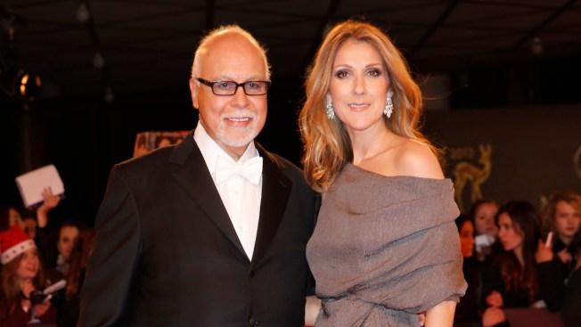 Céline Dion Says Cancer-Stricken Husband René Angélil Wants to 'Die in My Arms'