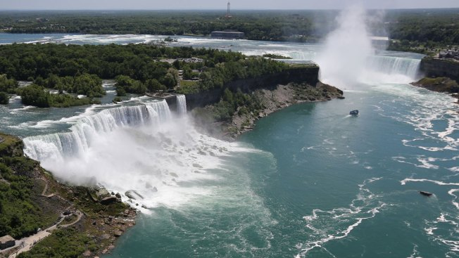 Niagara Falls Could Turn Into Temporary Trickle