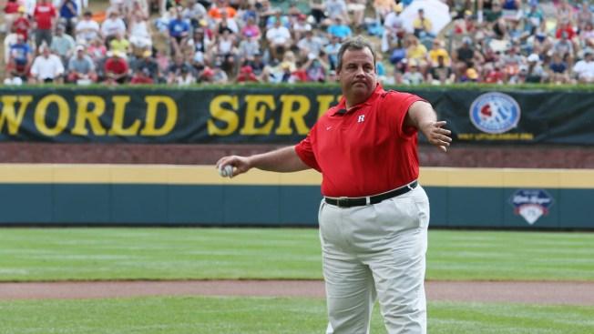 NJ Gov. Christie Slams Phillies, Fans: 'Awful Team'