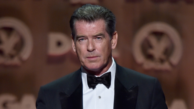 Pierce Brosnan Stopped at Airport Over Knife in Luggage