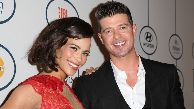 Robin Thicke, Paula Patton in Heated Custody Battle