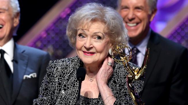 Betty White's Golden Honor