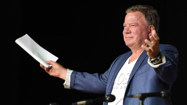 William Shatner Talks 'Wrath of Khan,' New Creative Projects