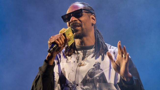Snoop Dogg Stopped by Italian Customs With $422K in Cash