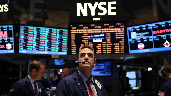 Dow Falls More Than 500 Points