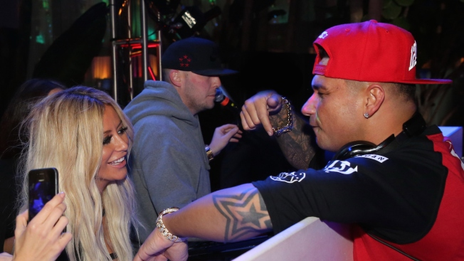 Aubrey O'Day Confirms She's Dating 'Jersey Shore' Star Pauly D: 'We Connect in a Really Interesting Way'