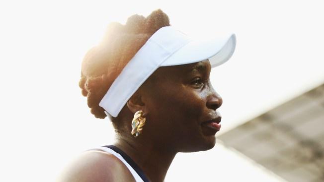 Publicist: Venus Williams Will Play at Wimbledon