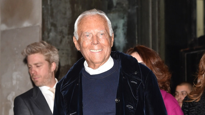 Armani Pledges to Go Fur-Free on the Runway
