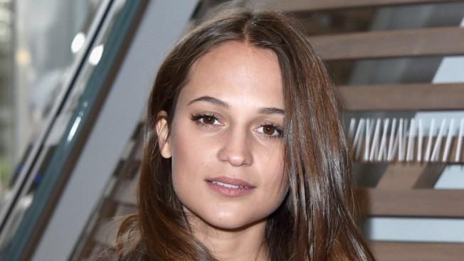 Alicia Vikander to Star as Lara Croft in New 'Tomb Raider' Movie