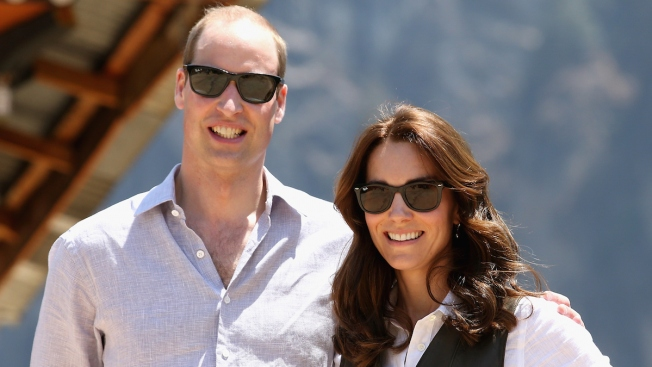 Kate Middleton Wears Penelope Chilvers Boots For Hike In Bhutan
