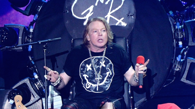 Axl Rose Demands Google Take Down 'Fat Axl' Photo Memes