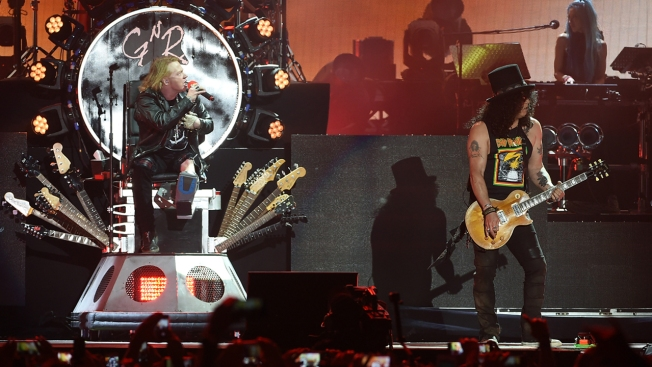 Guns N' Roses Tour Adds 2 Stops in LA