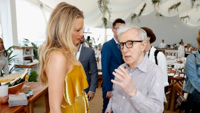 Woody Allen Not Offended by Rape Joke at Cannes Film Festival's Opening Ceremony, But Blake Lively Was