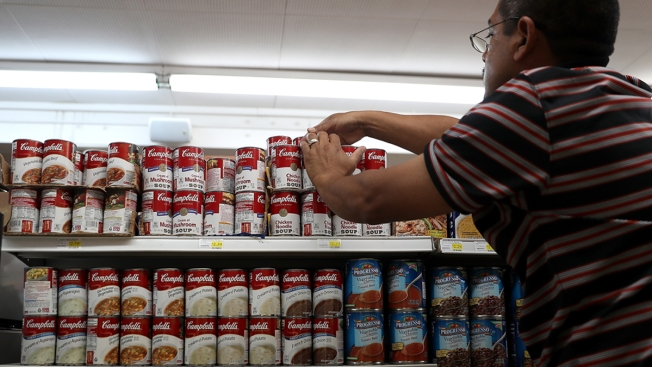 Fearing Election Chaos, 'Preppers' Stockpile Food