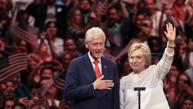 Trump Attacks Hillary Clinton Through Her Husband's Infidelities