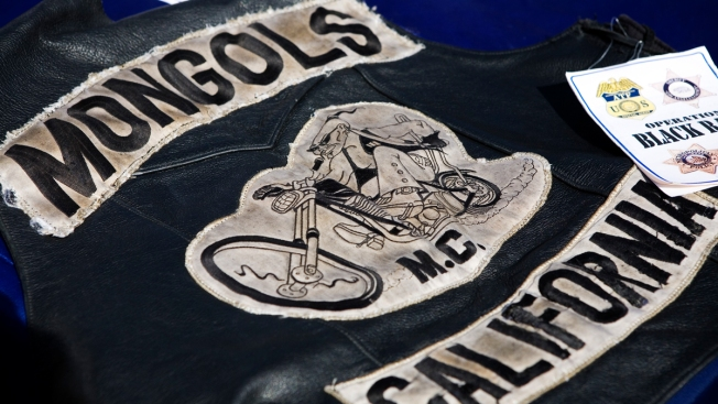 Jury Says Government Can Seize Notorious Mongols Motorcycle Club Trademark