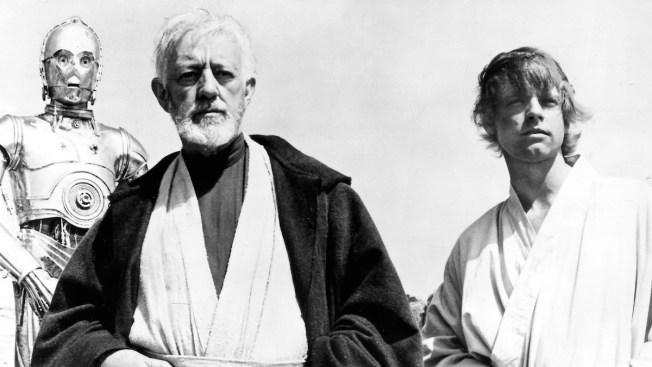 Kenobi Wasn't Going to Die in Original 'Star Wars'
