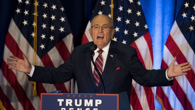 Rudy Giuliani Continues to Fuel Hillary Clinton Health Rumors