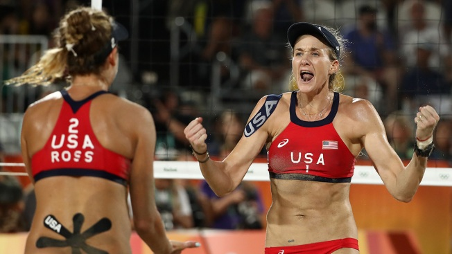 1766f948a4 Women s Beach Volleyball  Walsh Jennings