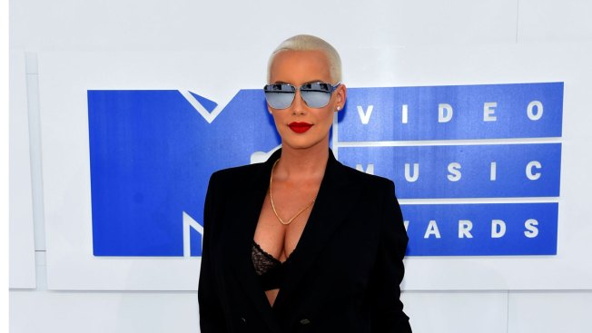 Man Spent Hours Inside Amber Rose's Tarzana Home While She Slept: Police