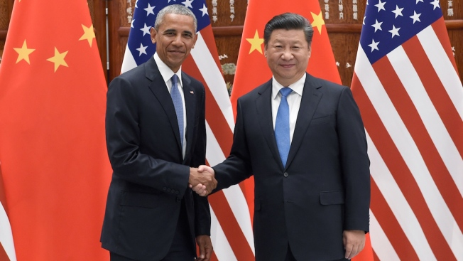 G20 Summit: Obama and Xi Commit US and China to Paris Climate Accord