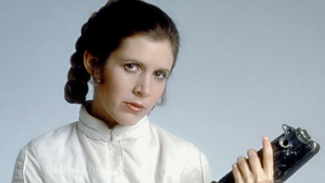 Carrie Fisher's Books Become Best Sellers After Her Death