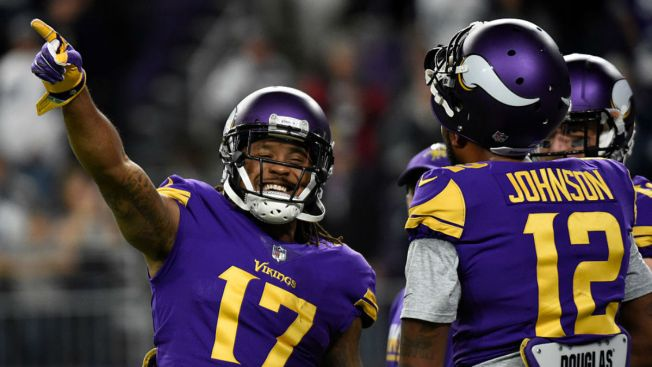 Vikings Players Tweet After Plane Slides Off Runway