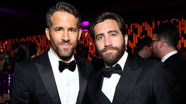 Bromance Between Gyllenhaal and Reynolds Filming 'Life'