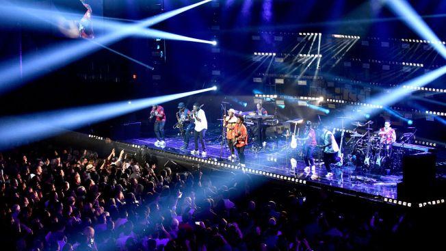 Bruno Mars Slays at Pre-Super Bowl Concert in Houston
