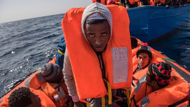 UN: More Than 75 Percent of Europe-Bound Youth Migrants Report Abuse