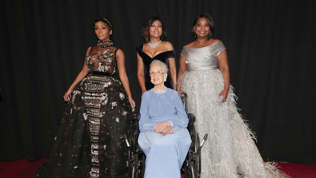 4 'Hidden Figures' to Be Honored with Congressional Medals
