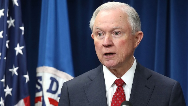 Sessions Encourages Cities to Revive 1990s Crime Strategies