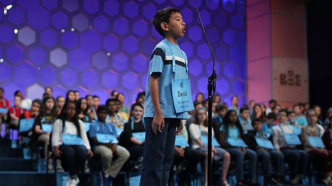 Nguyen makes mark at National Spelling Bee