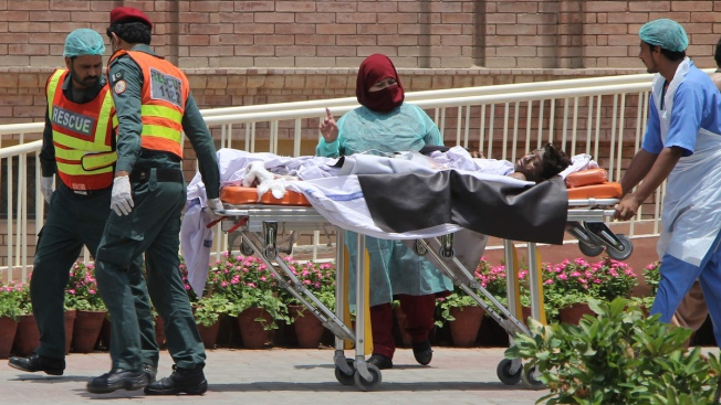 Burn victims overwhelm Pakistani hospitals after tanker fire kills 146