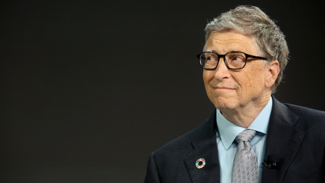 Bill Gates Gives $50 Million to Combat Alzheimer's