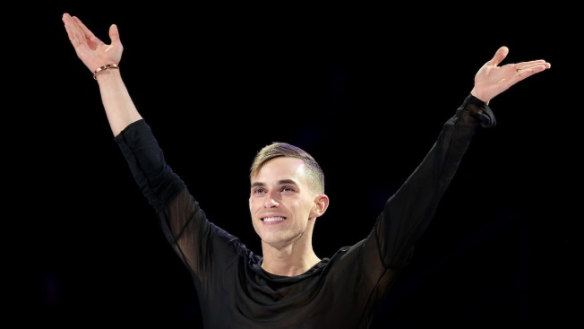 Adam Rippon Makes History; Becomes First Openly Gay US Olympic Skater