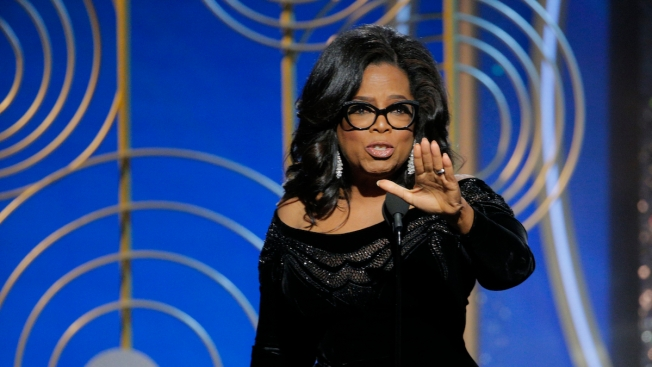 Oprah Winfrey Praises Florida School Shooting Survivors
