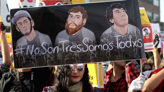Missing Mexican Students Were Killed, Dissolved in Acid: Officials