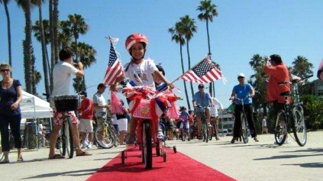 Great American Kids' Bike Parade