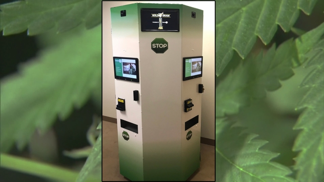 South Californians Behind New Sales Kiosk for Dispensaries