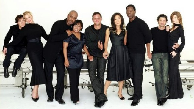 """Grey's Anatomy,"" Live and Singing"
