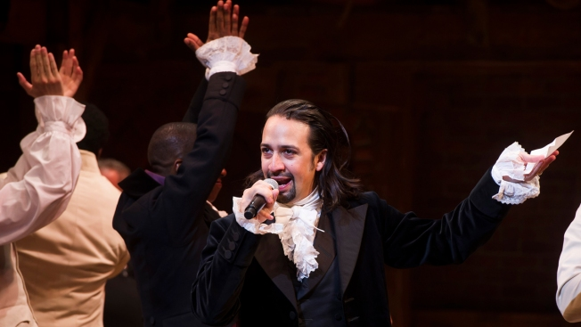 Dispute Over Signed 'Hamilton' Poster Triggers Lawsuit