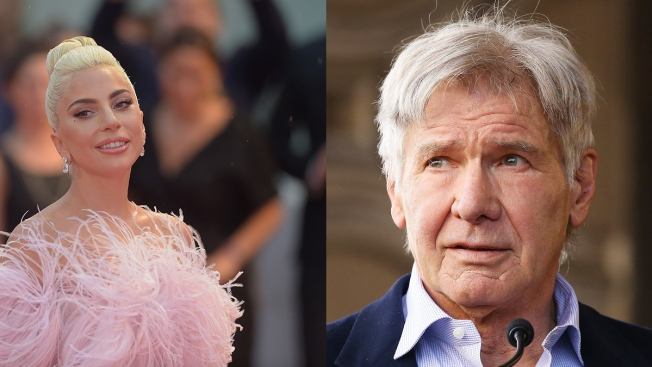 Harrison Ford, Lady Gaga Tabbed for SAG-AFTRA Philanthropic Honor