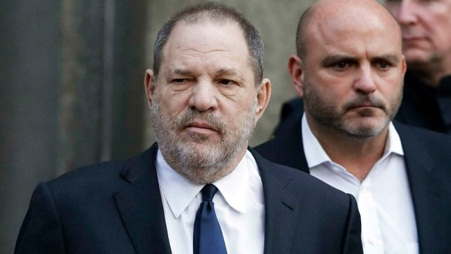 Harvey Weinstein's Trial Delayed Until September