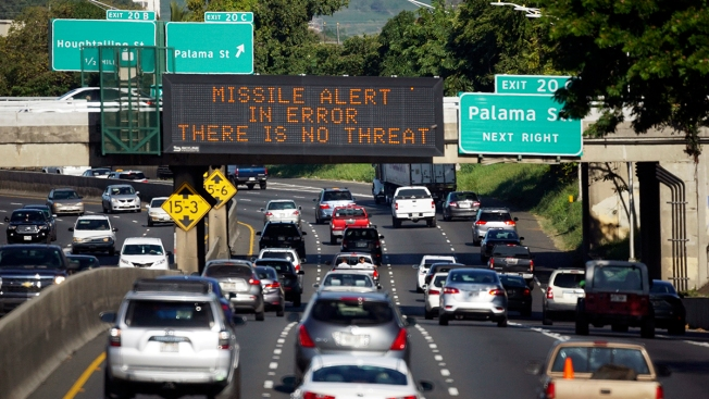 False Alarms Highlight Weaknesses in National Alert System