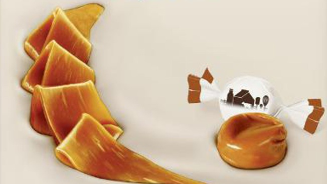 Hershey Unveils New Soft Caramel Candy