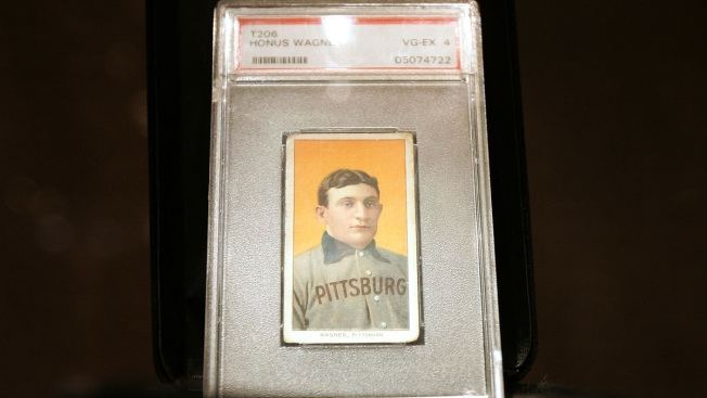 Honus Wagner Baseball Card Sells Privately For 12 Million Nbc